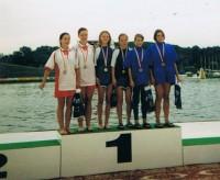 Mistrzostwa Polski Młodzików, Poznań-Malta 2000